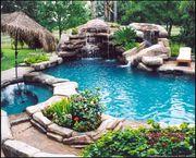 Осушений бассейнов,  искуственных прудов дачных и приусадебных участков