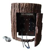 Пенек - Садовый модуль электропитания с пультом ДУ.