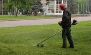 Уборка участка,  кусты,  бурьян,  покос травы